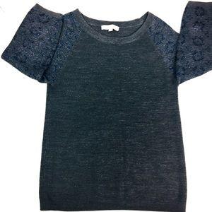 LOFT long sleeve sweatshirt